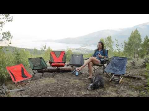 Camp Chair Comparison Review