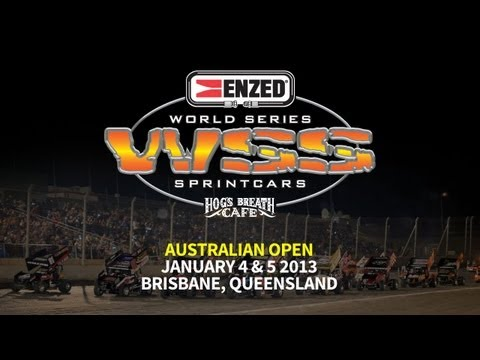 12/13 ENZED World Series Sprintcars Presented By Hog's Breath Cafe Round 6 (Brisbane, QLD)