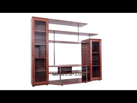 Шкаф тумба для TV и мультимедиа, отделение для телевизора / Mebelsp.com