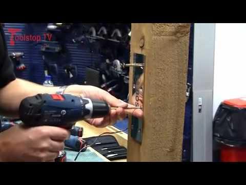 in depth demo bosch gsr10 8vli 2 10 8v li ion drill driver youtube. Black Bedroom Furniture Sets. Home Design Ideas