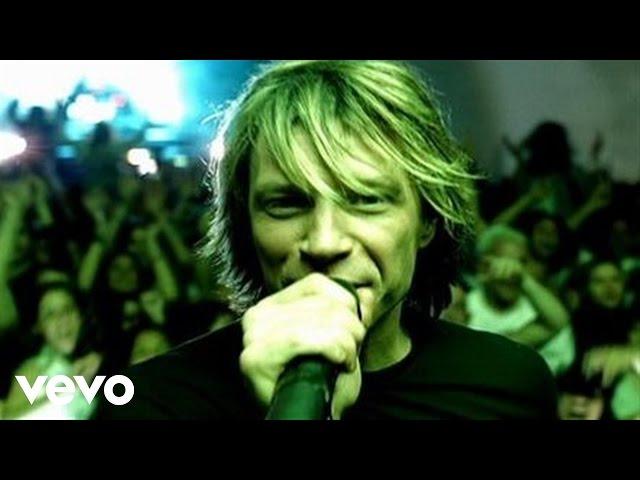 Bon Jovi - It's My Life (Official Music Video)