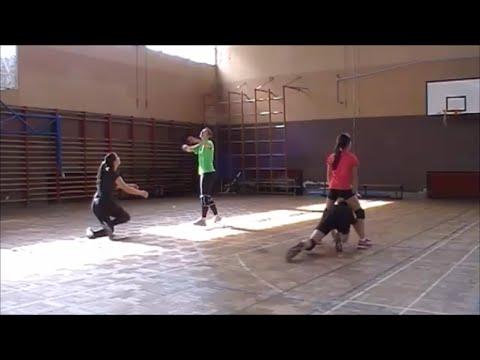 Ejercicios de coordinación para voleibol (1) d()