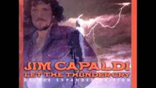 Jim Capaldi Let The Thunder Cry