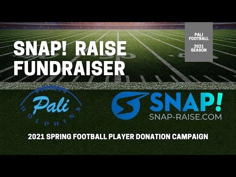 Snap-Raise Fundraiser | 2021 Palisades Charter High School Football Team #snapraise #palihsfootball