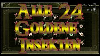 The Legend of Zelda: Twilight Princess Guide: Alle 24 Goldene Insekten