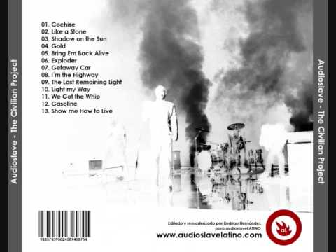 Audioslave ~ Like A Stone (Civilian Project Demo)