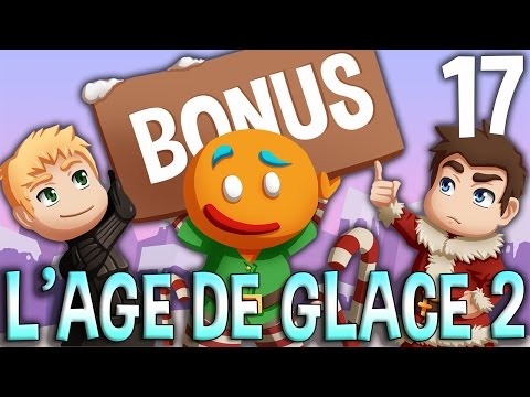 L'ÂGE DE GLACE 2 - Brioche Bonus #17 BYE BYE LE CHÂTEAU