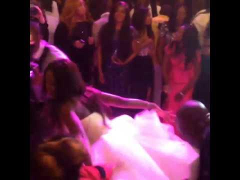 Tiwa Savage In Ukwu Dance at Her wedding (Nigerian Entertainment)