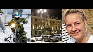 21 ÅRIGA NATALIE  - SPÅRLÖST FÖRSVUNNEN I EKSJÖ SEN 15 DECEMBER!!