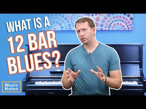 What is a 12 Bar Blues? - Music Notes - by Hoffman Academy