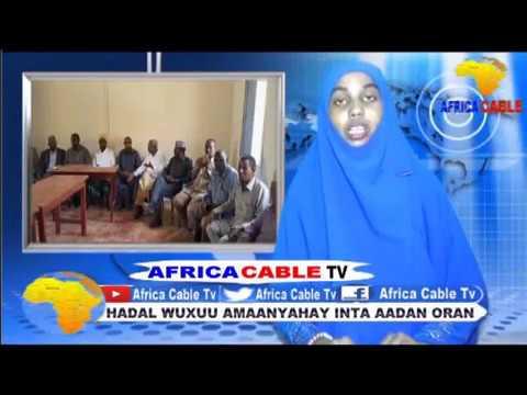 QODOBADA WARKA AFRICA CABLE TV BY XAMDI DHOOL JOWHAR 4 5 17