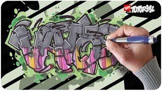 VATOS Blockbuster - Graffiti Tutorial für Anfänger geeignet