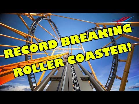 World Record Breaking Roller Coaster! Steel Curtain Full Front Seat POV! Kennywood 2019