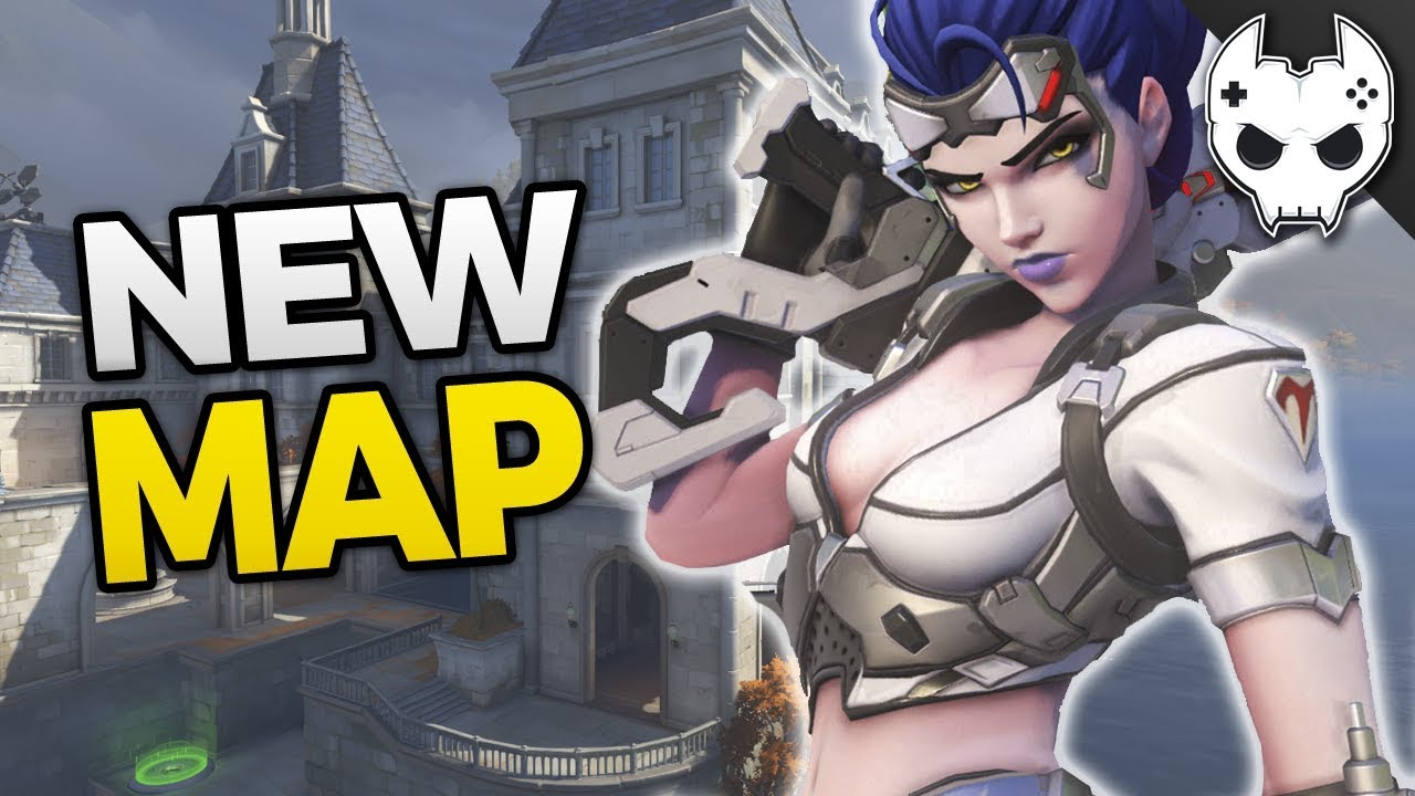 Overwatch New Map Widowmakers Home