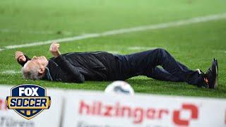 Eintracht Frankfurt captain Da…