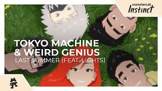 Tokyo Machine & Weird Genius - Last Summer feat. Lights (Official Music Video)