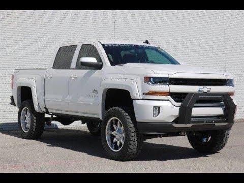 Rocky Ridge Altitude New 2018 Chevy Silverado 1500 LT Lifted Truck - YouTube