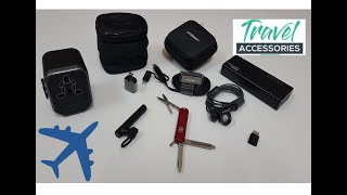 Travel Accessories Best/Useful/Unique/Luxury - Review In #Tamil #AnswersArena
