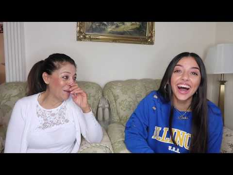 PERSIAN MUM GUESSES SLANG TERMS (HILARIOUS!!) | persianbunny