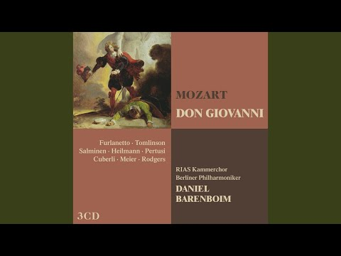 Don Giovanni : Act 2