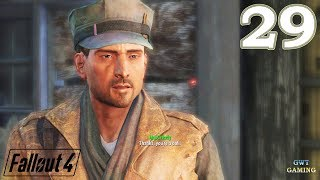Fallout 4 - Long Road Ahead - MacCready Companion Quest - Gameplay Walkthrough Part 29 No Commentary