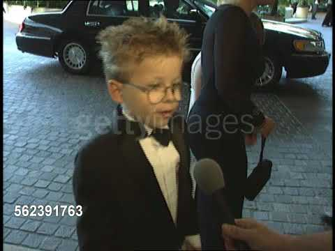 Jonathan Lipnicki from Jerry Maguire about Tom Cruise
