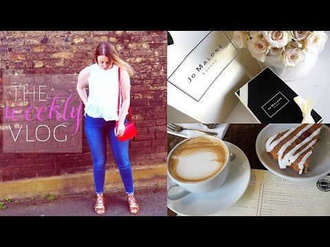 Weekly Vlog | Trying On My Wedding Dress & Mothers Day | Frankie Amelia