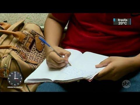 Mães denunciam falta de estrutura para crianças autistas nas escolas | SBT Notícias (27/02/18)