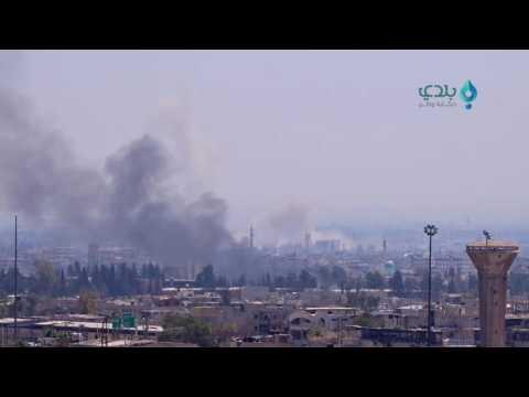 Обстановка в Сирии на 03.08.2016