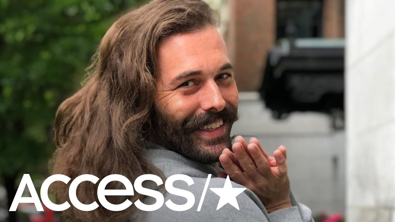 'Queer Eye' Star Jonathan Van Ness Comes Out As Gender Nonbinary | Access