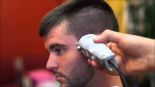 vuclip HOW TO | FADED MOHAWK AND BEARD TRIM | HD - TIMELESS BARBERS