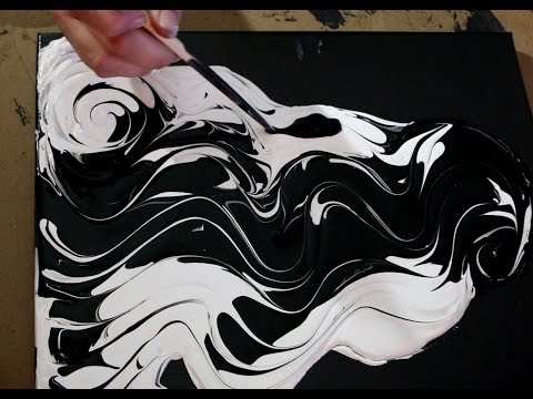 2-minute-abstract-painting-technique