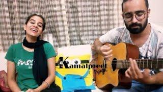 KamalpreetKaur | Cover Munda Sohna Jeha -Amar Sehmbi | Desi Crew|Simar Doraha