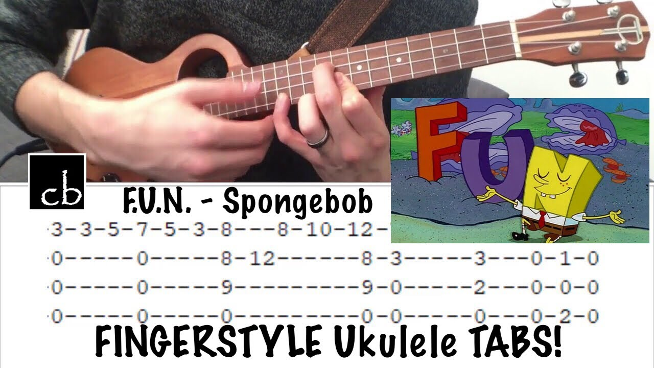 Fun Chords Spongebob Wwwmiifotoscom