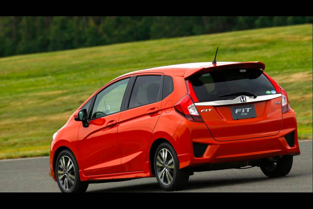 2015 Model Honda Fit All New Honda Jazz