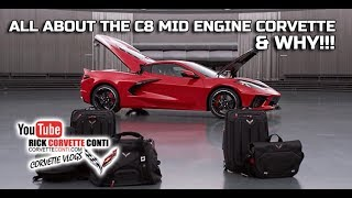 ALL ABOUT THE 2020 C8 MID ENGINE CORVETTE - HOW & WHY