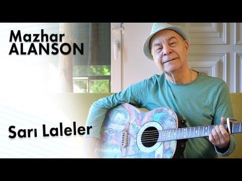 Mazhar Alanson - Sarı Laleler (Lyrics | Şarkı Sözleri)