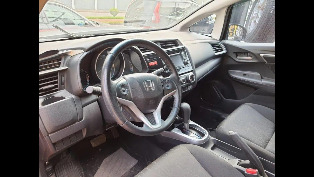 SUCATA HONDA FIT 1.5 16V I-VTEC 2016 - ALPHA AUTO PEÇAS