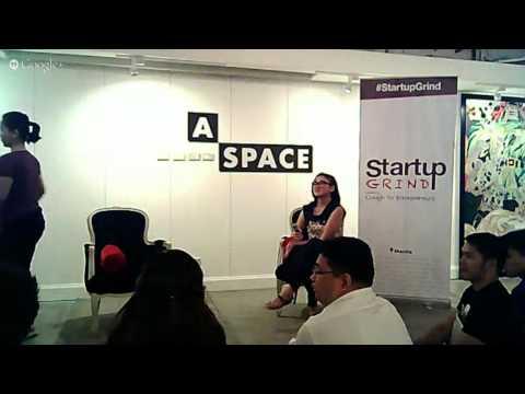 Startup Grind Manila Hosts Natasha Bautista (GrabTaxi Philippines)
