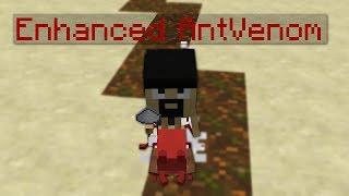 """""""Ant-Venom"""" in Minecraft"""