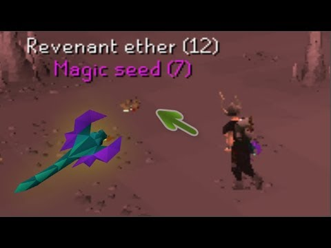 Loot From 5000 Adamant Darts At Revenants!
