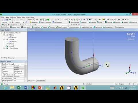 Air Flow Analysis Part 4.5: Advanced Round Duct Rendering