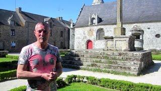 L'église de Le Guerno
