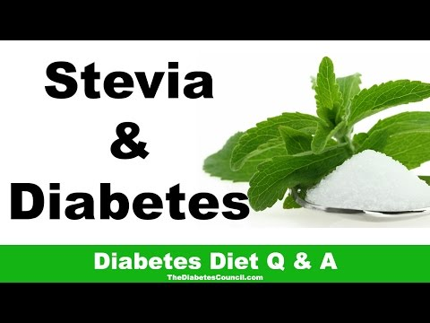 Is Stevia Good For Diabetes