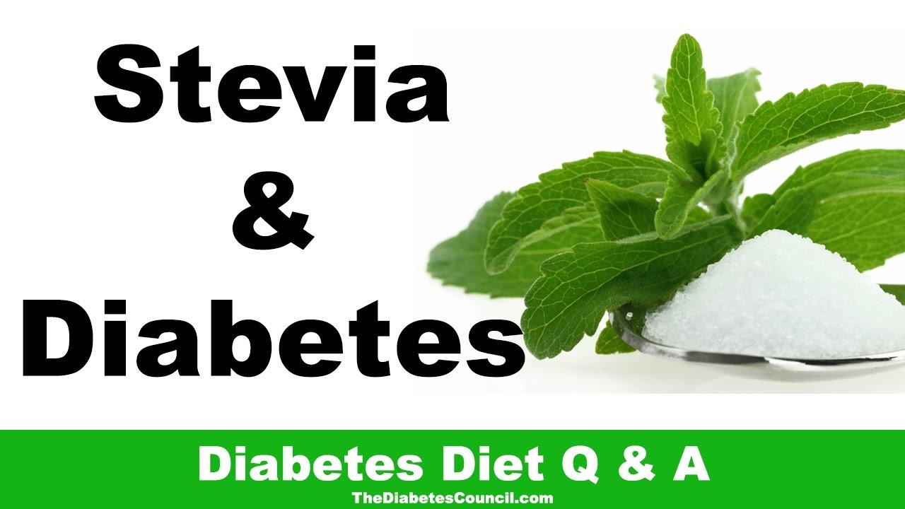 Is Stevia Good For Diabetes - YouTube