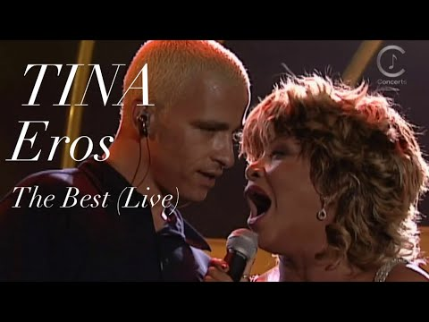 Tina Turner & Eros Ramazzotti - The Best - Live Munich 1998 (HD 720p)