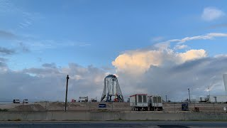 Live Raptor Hunting at SpaceX Boca Chica