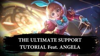 The Ultimate Support Angela Tutorial   Mobile Legends Bang Bang
