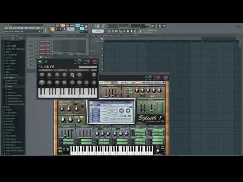 Making a full track - Tiesto style Unedited (FL Studio 12) | Part 1/4