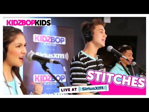 "KIDZ BOP Kids - ""Stitches"" Acoustic (Live at SiriusXM) [KIDZ BOP 31]"